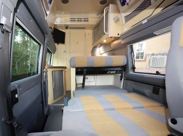 2005 Airstream Mercedes Sprinter Camper For Sale In Henderson Nc
