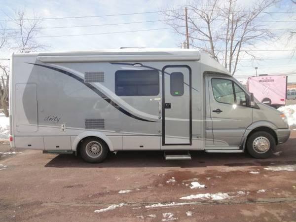 2013 Leisure Van Mercedes Sprinter Camper For Sale In