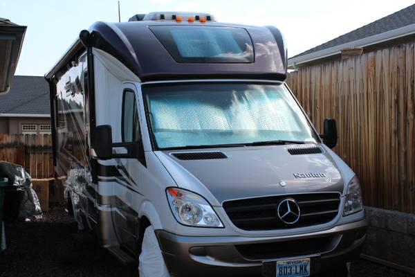 2014 Winnebago Mercedes Sprinter Camper For Sale in Carson ...