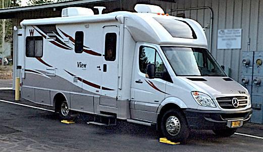 Mercedes Sprinter Camper For Sale in Oregon | Van Conversions