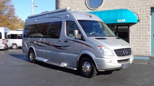 Mercedes Sprinter Camper For Sale In Missouri Van
