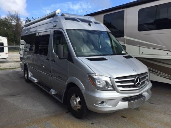 2015 Roadtrek Mercedes Sprinter Camper For Sale in St ...