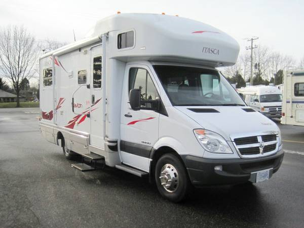 Rv For Sale Canada >> Mercedes Sprinter Camper For Sale In Canada Van Conversions