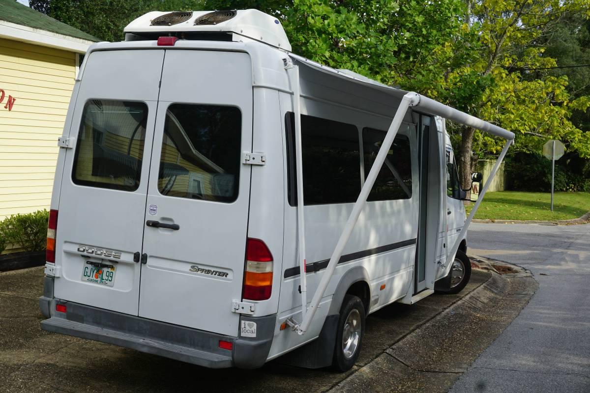 2006 Mercedes Sprinter Camper For Sale in Pensacola, FL