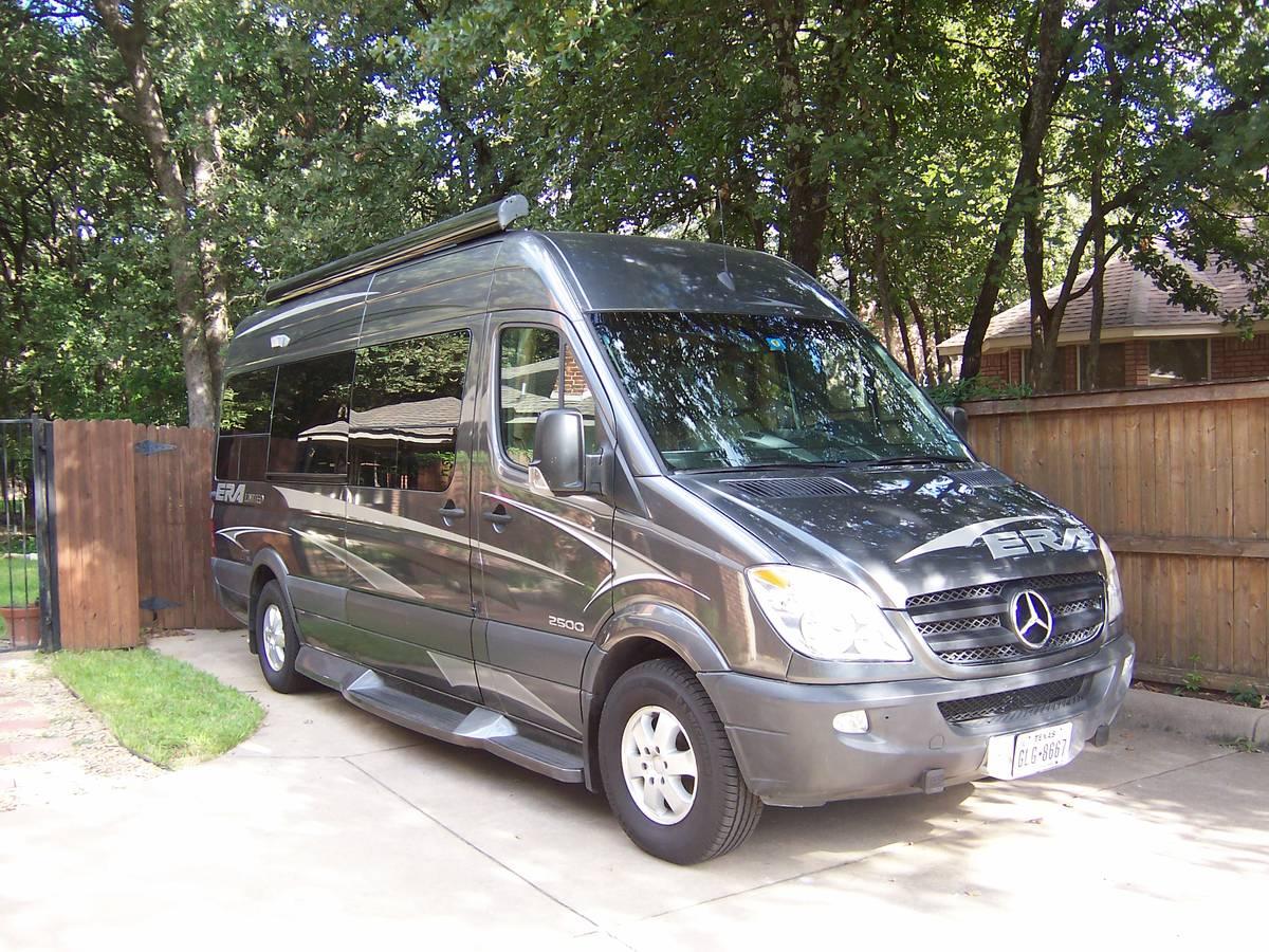 2010 Winnebago Mercedes Sprinter Camper For Sale In Azle Tx