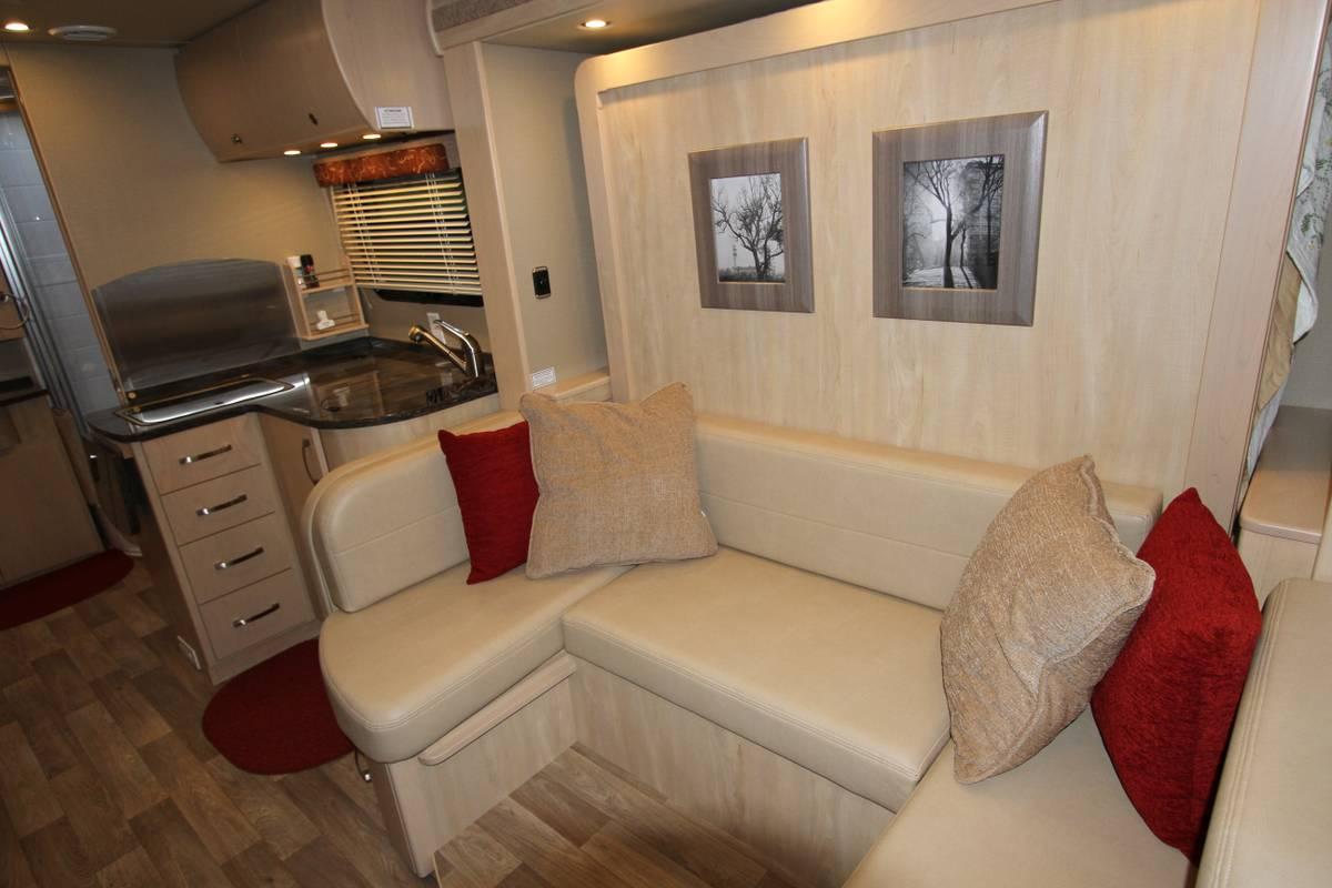 2014 Leisure Travel Van Mercedes Sprinter Camper For Sale
