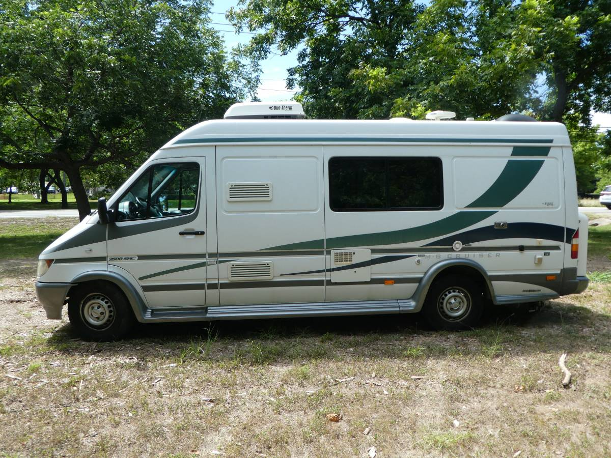 Sprinter Rv For Sale >> 2005 Forest River Mb Cruiser Sprinter Class B Rv For Sale In