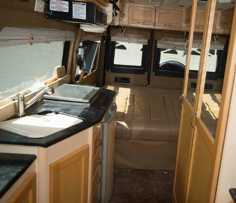 2006 Great West Legend Mercedes Sprinter For Sale In