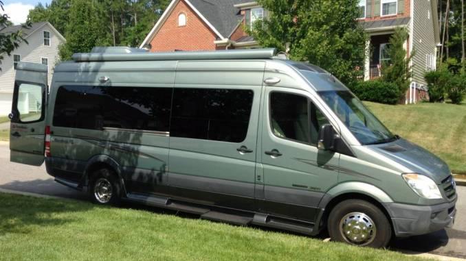 Mercedes Of Des Moines >> Mercedes Sprinter Camper For Sale in Richmond | Van Conversions