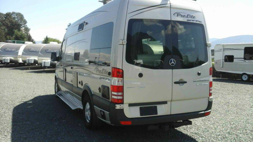 af3bb6cfe2b012 2016 Prolite Generation Class B Mercedes Sprinter For Sale Chilliwack BC