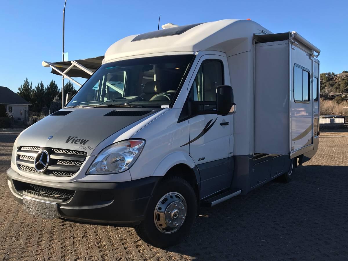 2012 Winnebago Mercedes Sprinter Camper For Sale in Payson, AZ