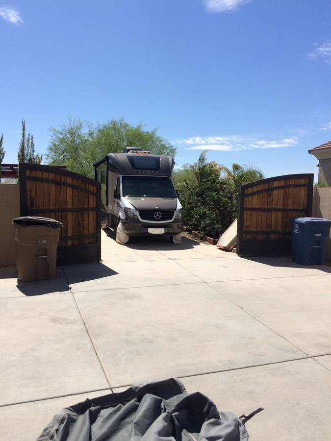 2015 Winnebago Mercedes Sprinter Camper For Sale in Queen Creek, AZ