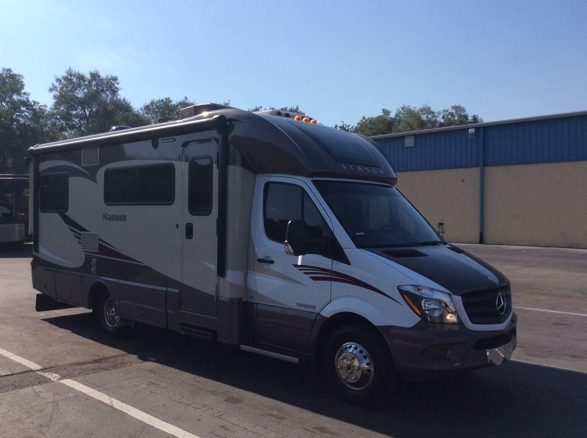 2015 Winnebago Mercedes Sprinter Camper For Sale in Queen Creek, AZ