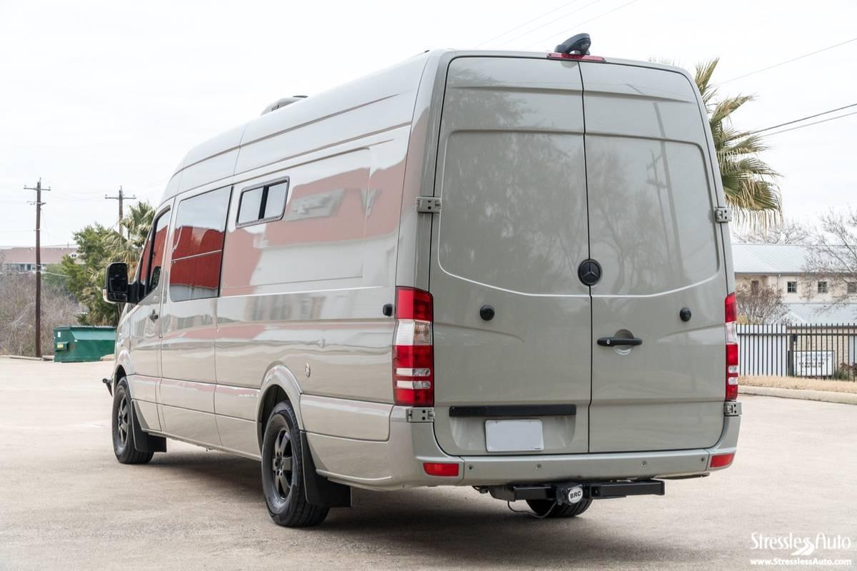 2014 Outside Vans Mercedes Sprinter Camper For Sale in ...