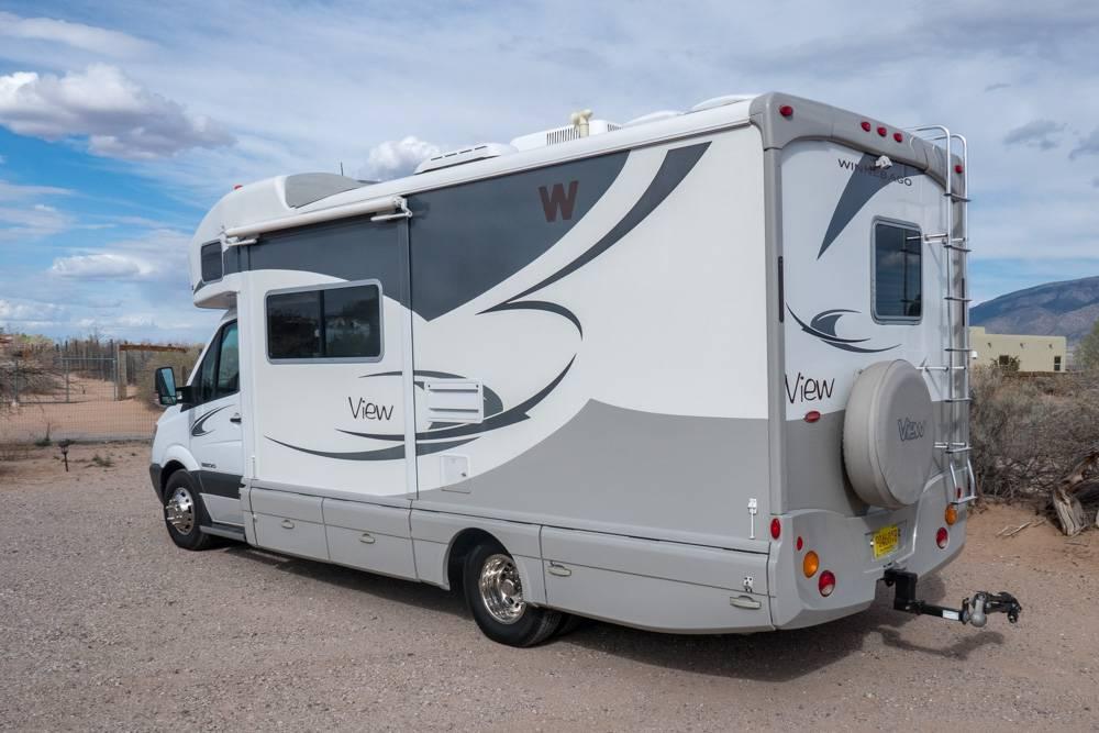 2009 Winnebago Mercedes Sprinter Camper For Sale in Corrales, NM