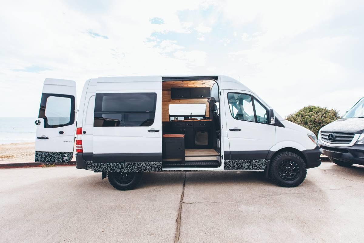 2017 Conversion Mercedes Sprinter Camper For Sale In
