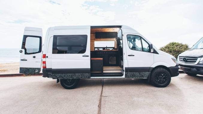Mercedes Sprinter Camper For Sale in Arizona | Van Conversions