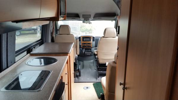2010 Winnebago Mercedes Sprinter Camper For Sale in ...