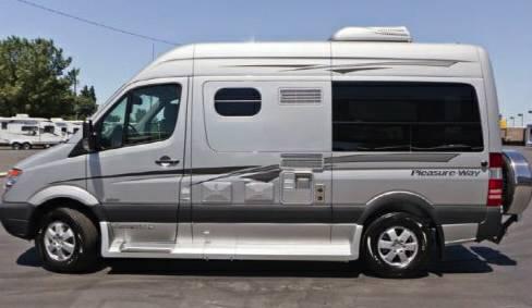 2014 Pleasure Way Mercedes Sprinter Camper For Sale in Las ...