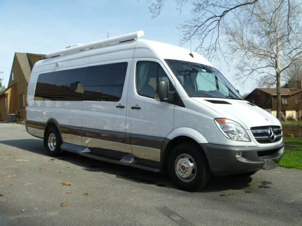 Mercedes Sprinter Camper For Sale in Delaware | Van ...