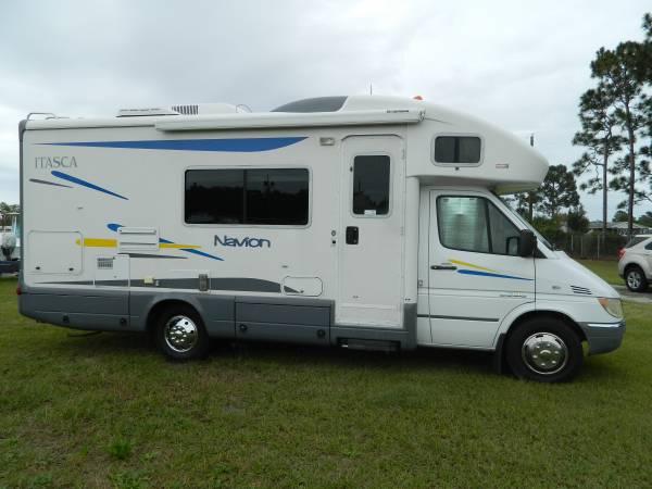 2006 Winnebago Mercedes Sprinter Camper For Sale in ...