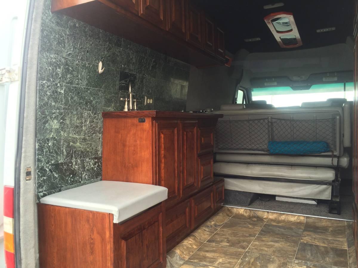 2006 Mercedes Sprinter Camper For Sale in Billings, MT
