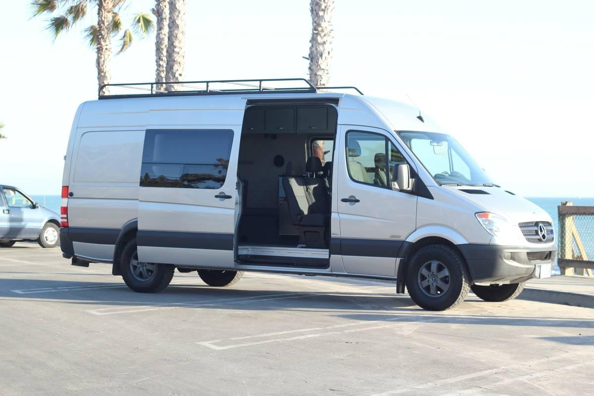 Mercedes Sprinter Camper For Sale in Orange CO   Van ...