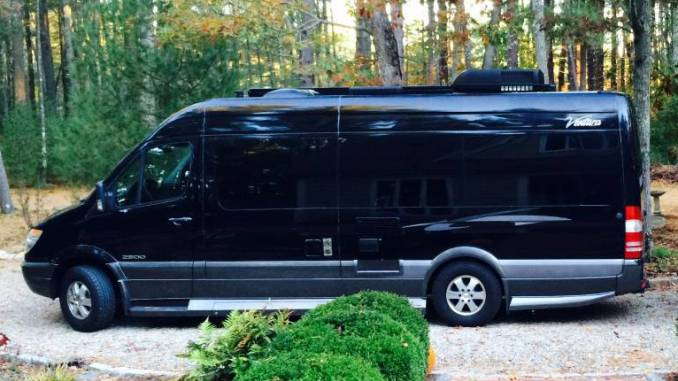 Mercedes Of Wilmington >> 2009 Four Winds Ventura Mercedes 2500 Sprinter For Sale in Bolivia, NC