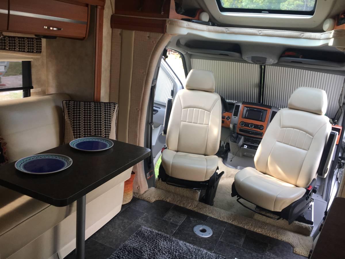 2012 Itasca Navion Mercedes Sprinter Camper For Sale In