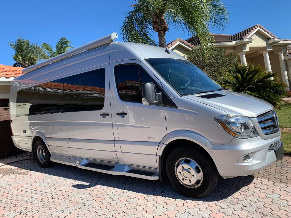2017 Coachmen Mercedes Sprinter Camper For Sale in Tampa, FL