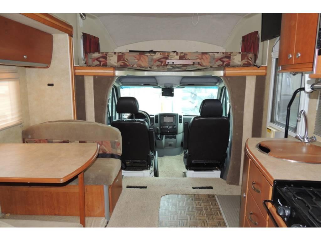 2008 Itasca Navion Mercedes Sprinter Camper For Sale in ...
