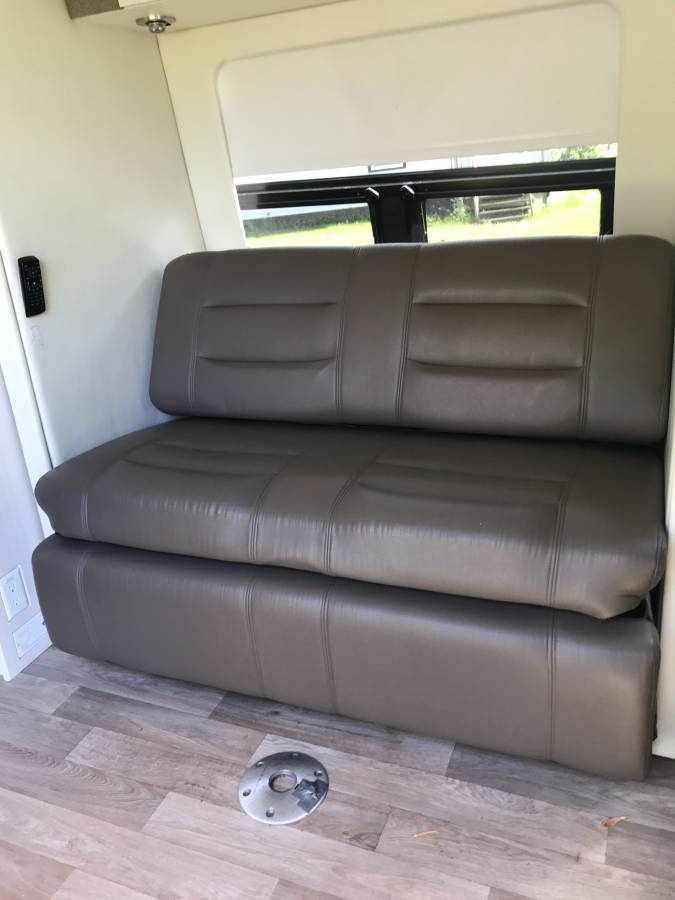 2014 Leisure Van Mercedes Sprinter Camper For Sale In