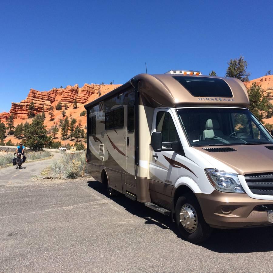 2015 Winnebago Mercedes Sprinter Camper For Sale in ...