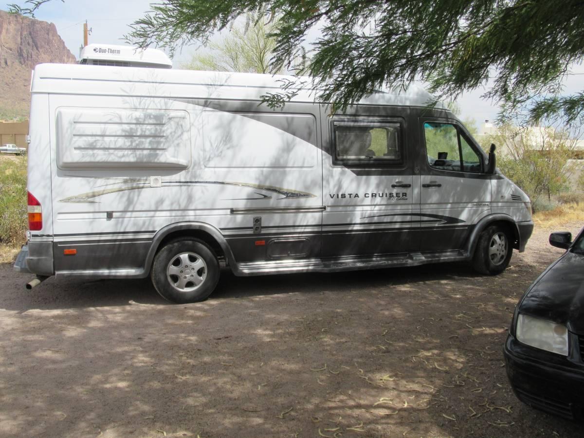 2006 Gulf Stream Vista Cruiser Camper For Sale in Apache ...