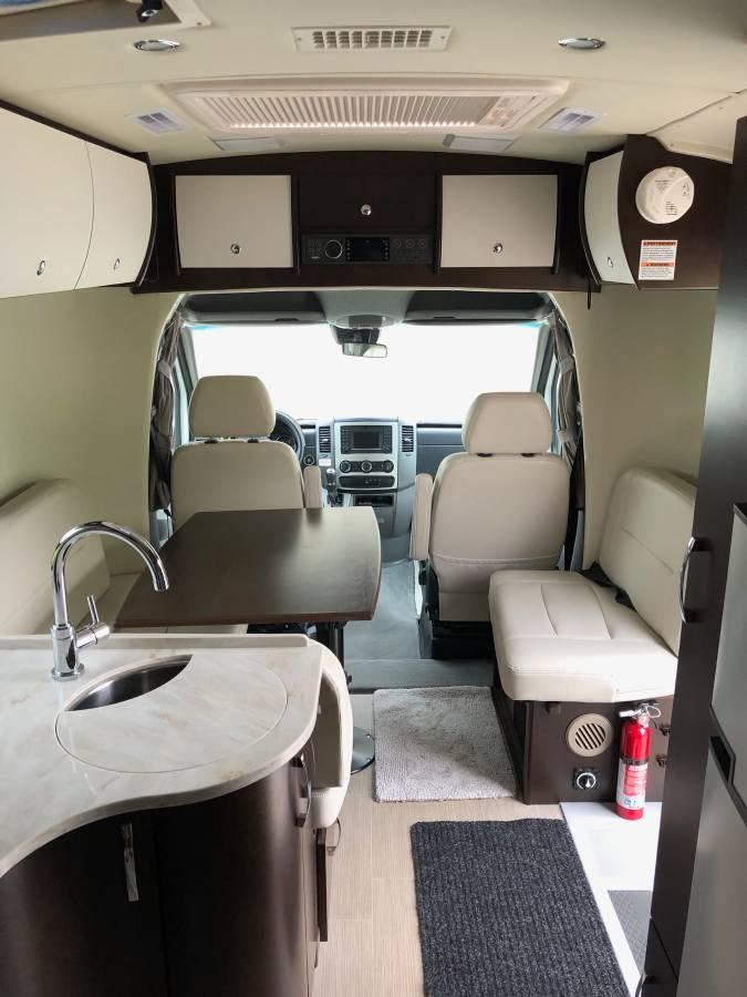 2016 Leisure Mercedes Sprinter Camper For Sale in Cedar ...