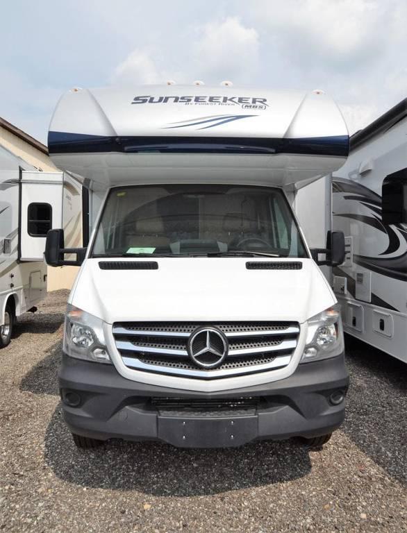 2018 Forest River Mercedes Sprinter Camper For Sale in ...