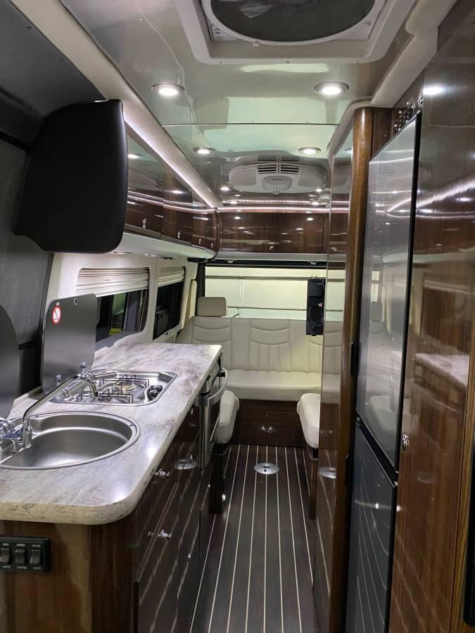 2015 Airstream Mercedes Sprinter Camper For Sale in ...