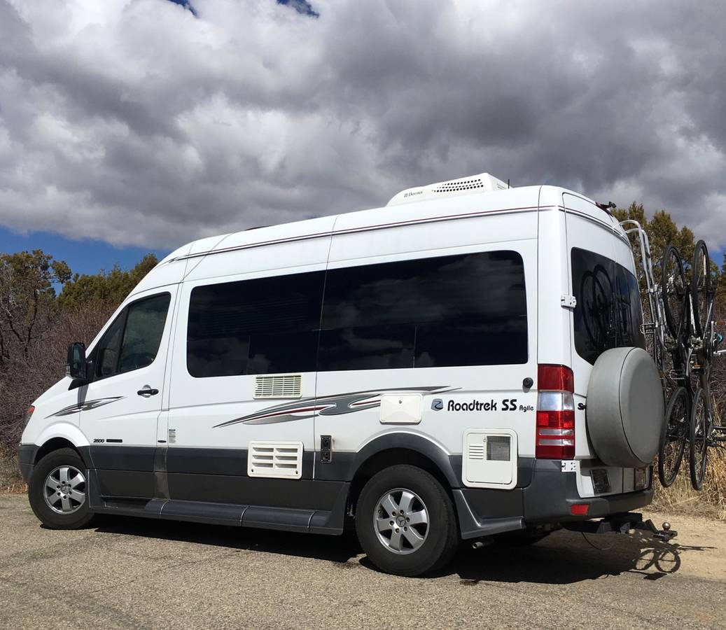 2013 Roadtrek Mercedes Sprinter Camper For Sale In Franklin Ma