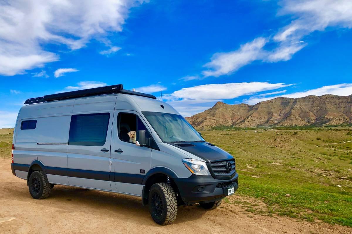 2017 Conversion Mercedes Sprinter Camper For Sale in ...