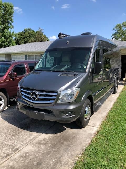 2016 Winnebago Mercedes Sprinter Camper For Sale in ...